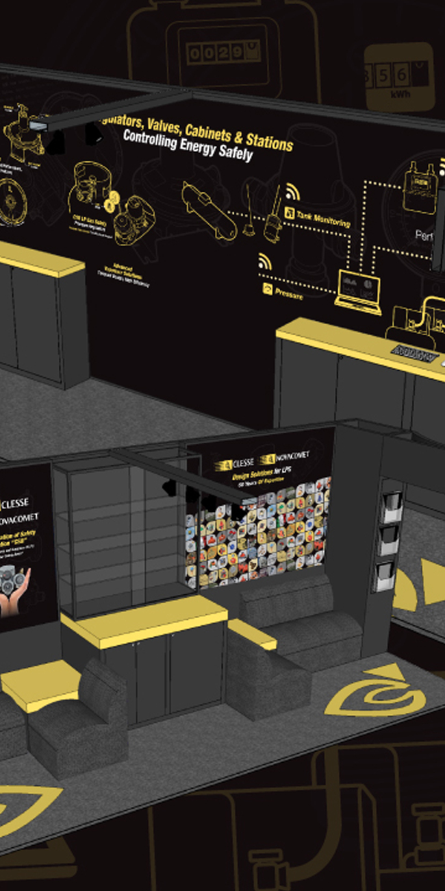 Dazzle Creative Design Agency Worcester | Exhibition Design