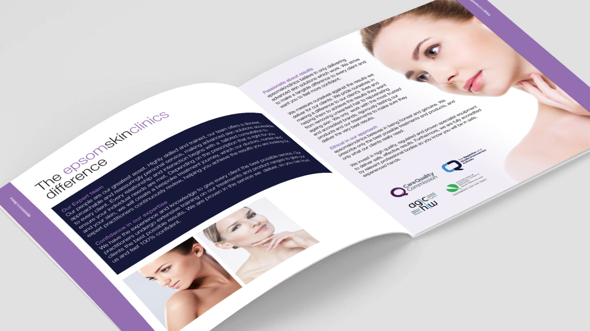 Brochure Design Worcester
