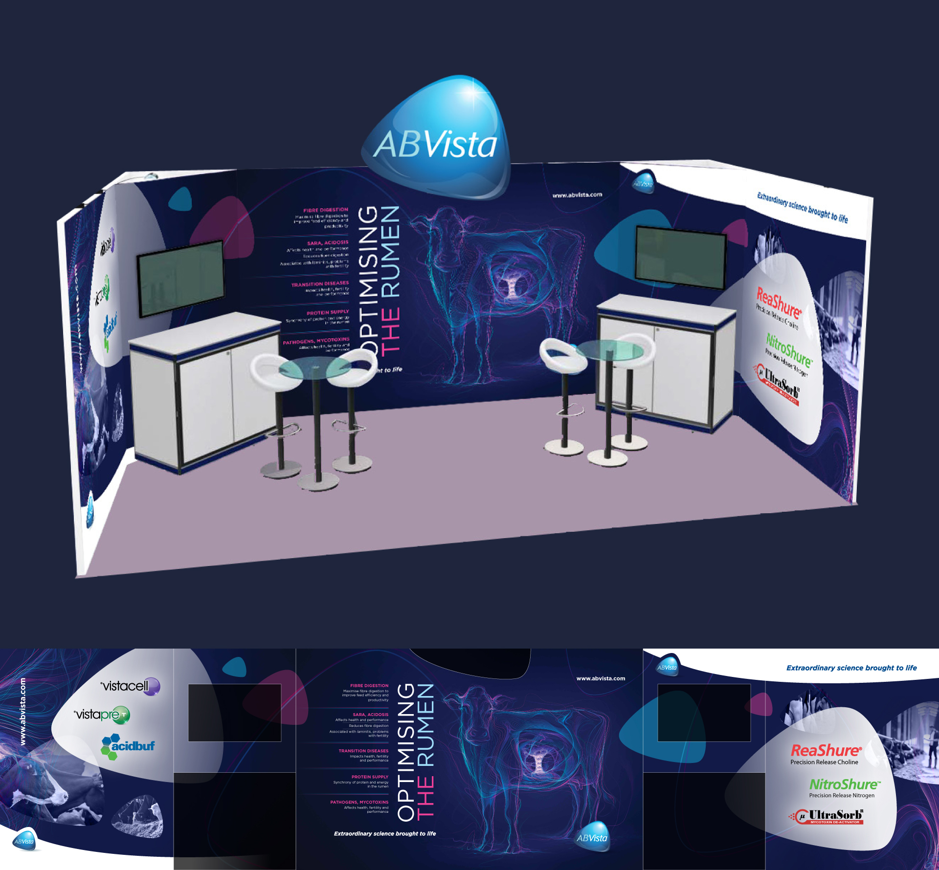 Design & Digital / Web Agency, Worcester | Exhibition Design Agency