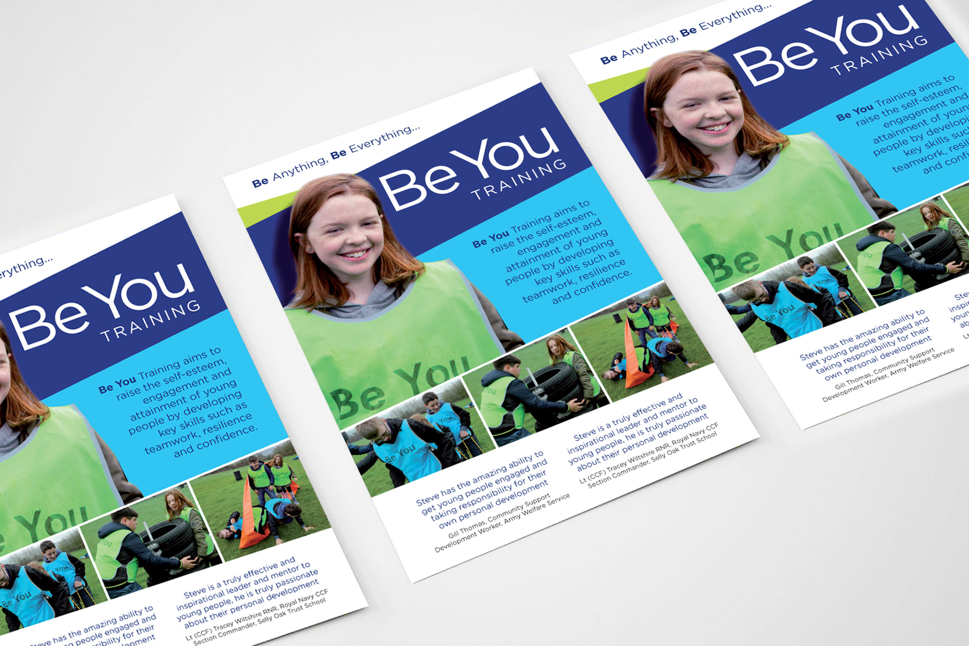 Flyers Leaflets Design Agency