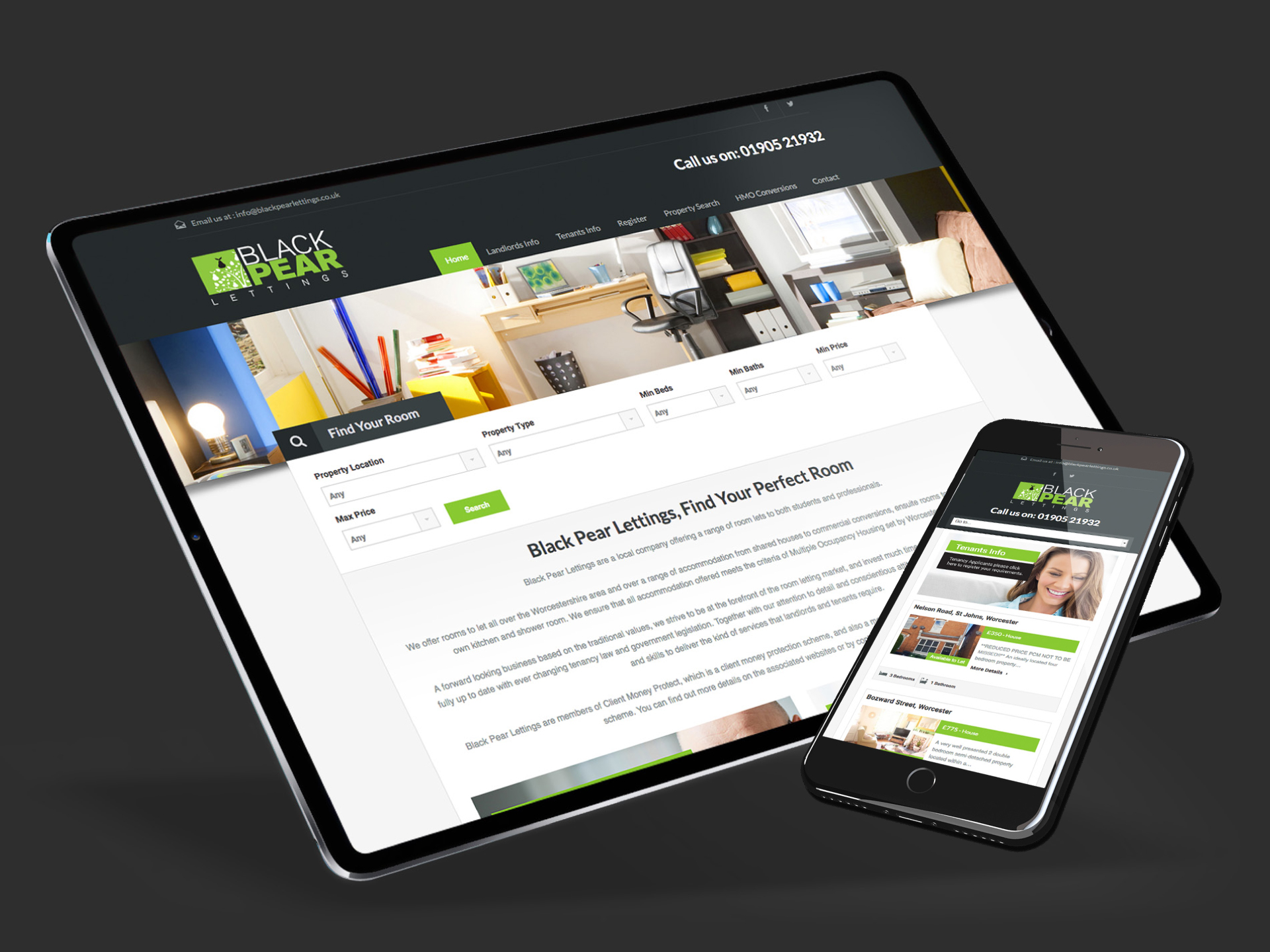 Web Design Worcester