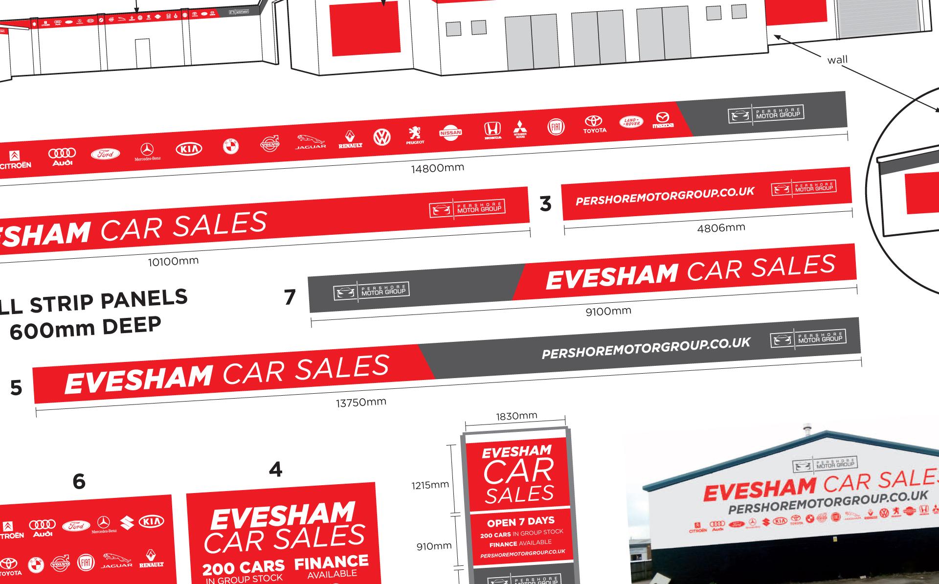 Shop Front Signage Design