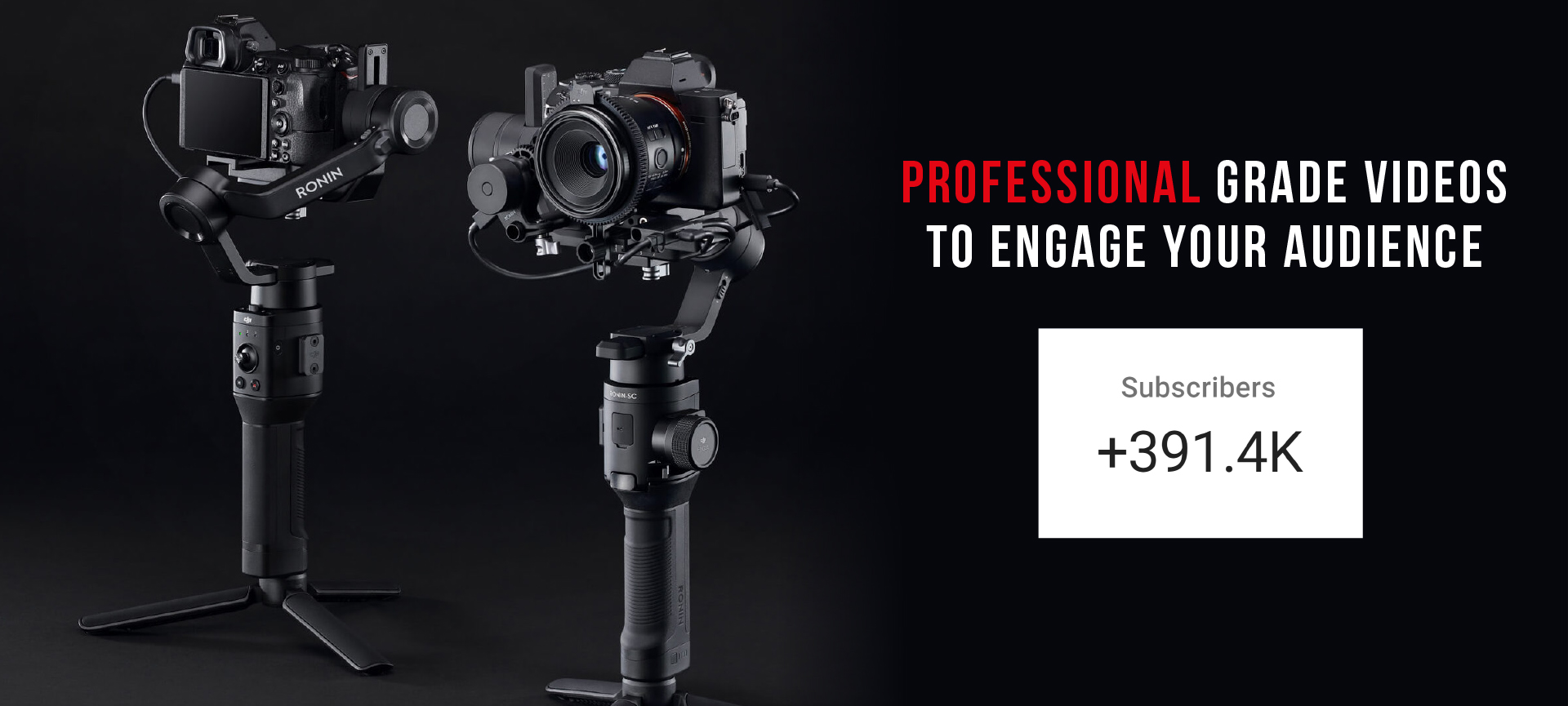 Youtube Social Media Production Videos